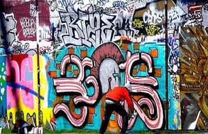 Parisian Graffiti by laselwoo