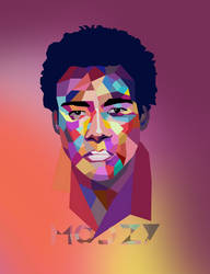 Childish Gambino by M0DZY-GFX