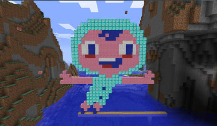 Minecraft - Dooder Sprite by BoundingFromEarth