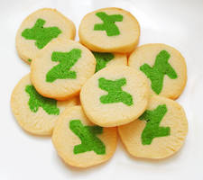 Slice and Bake Deviantart Cookies by ScarletWarmth
