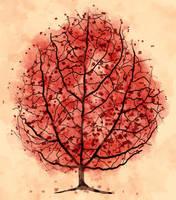 Blood Autumn by ScarletWarmth