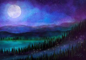 Midnight Motion by ScarletWarmth
