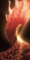 Phoenix Rising by DarK--MatteR