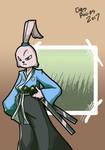 Usagi Yojimbo by Demonology7789