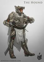 The Hound by Koryface