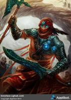 Desert Warrior Basic by Koryface