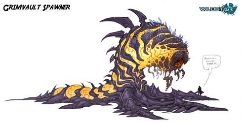 Grimvault Spawner by Koryface