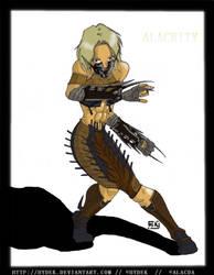 Alacrity -pose- by hydek