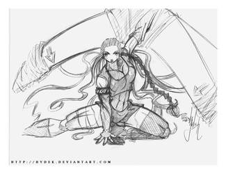 Chainsketch Anakia zutara-RUA- by hydek
