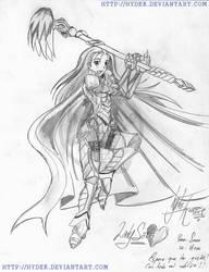 LadySara - Rappelz by hydek