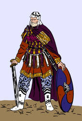 Harald Hardrade by didrikma