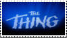 The Thing Stamp by RosesWebofNightmares