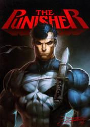 Punisher by HeeWonLee