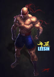 LOL Leesin! by HeeWonLee