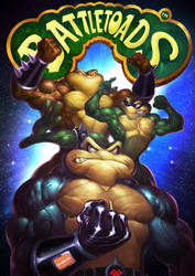 Battletoads by HeeWonLee
