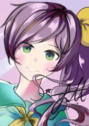 I'm back by AouiEita18