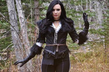 Yennefer (Witcher 3) - The Hunt by YelainaMayCosplay