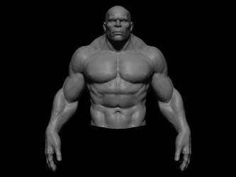 hulkFront by meandmygun
