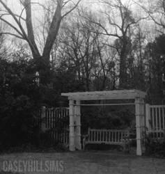 Dark Bench 'Exposed' by littlerobin87