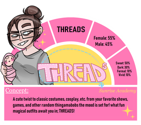 [SRA]: THREAD'S Designer Card by YTCTMST