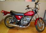 1976 Harley-Davidson SS 250cc by Caveman1a