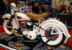 A Harley-Davidson WL-45 left/rear by Caveman1a