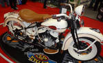 A Harley-Davidson WL-45 top/right by Caveman1a