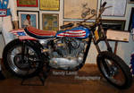 1972 Evel Knievel Harley-Davidson Sportster by Caveman1a