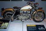 1957 Harley-Davidson Sportster by Caveman1a