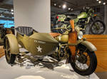 1944 WLA Harley-Davidson with Sidecar right by Caveman1a