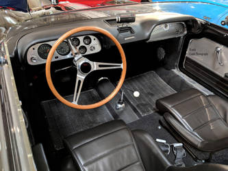 1963 Corvair Super Spyder Concept P2 by Caveman1a