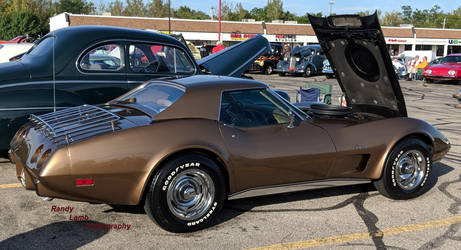 1975 Corvette Convertible with Removable Hardtop by Caveman1a