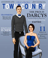 Town and Country - The Darcys by bechedor79