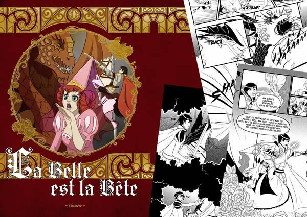 La Belle est la Bete - T1 by Tee-chew