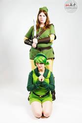 Link and Saria-Protect by Ranaxalu
