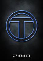 TT: Poster Titans Logo by Lightning5trike