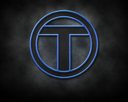 TT: Poster Titans Logo WP by Lightning5trike