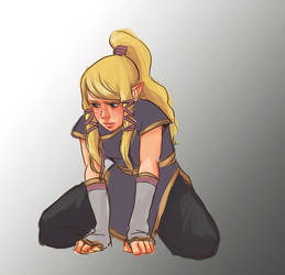 Tiny Zelda by Lollo-hehe