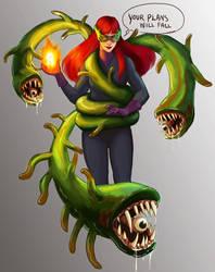 Alien queen Red by Lollo-hehe