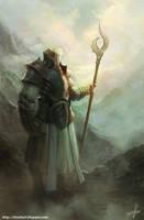 Zodiac Warrior by Fetsch