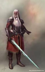 Knight by Fetsch