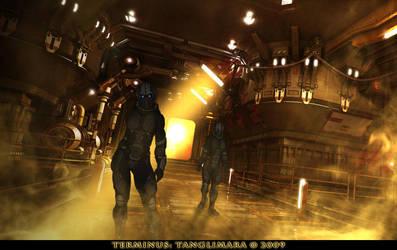 Terminus by Tanglimara