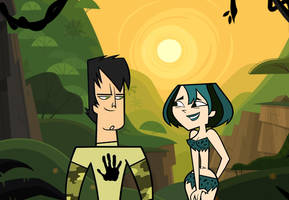 Trent's Jungle Girl by Uranimated18