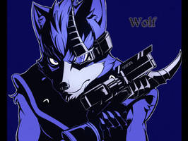 Wolf O'Donnell by inubiko