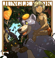 Jungle book by inubiko