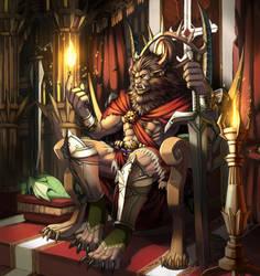 Beast by inubiko