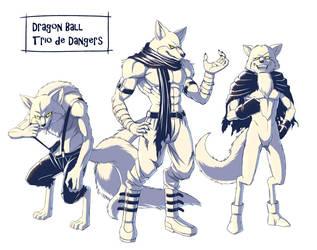 Dragon Ball Super by inubiko