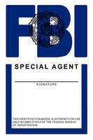 FBI Badge by Saadu