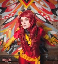 Dark Phoenix by mollyisacatlady