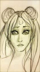 Princess Serenity by mollyisacatlady